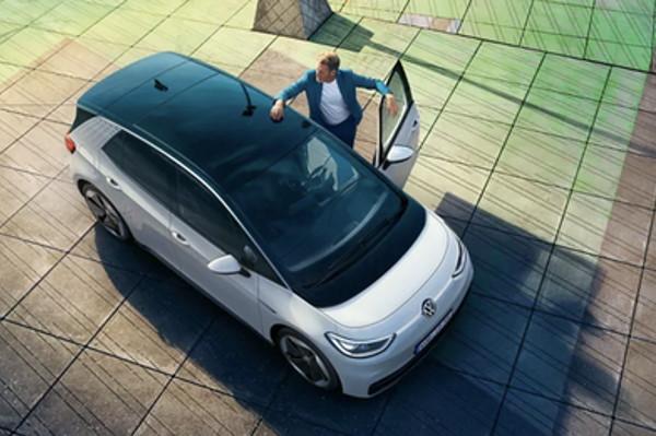 Volkswagen električni automobil ID.3