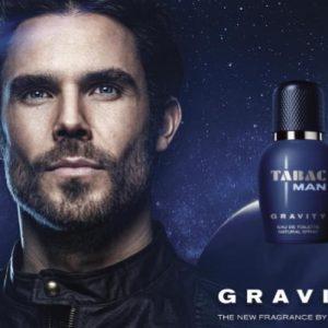 TABAC Man Gravity - Privlačan mineralni miris