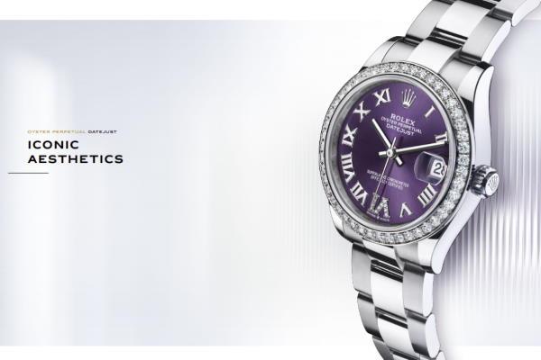Rolex Oyster Perpetual Datejust 31 –  Sat koji se nosi kao luksuzni nakit